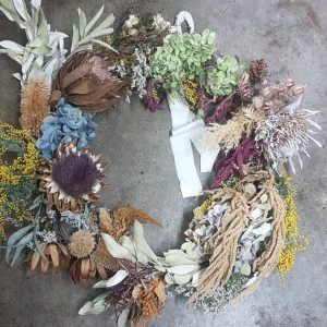 Dried Wreath - Large